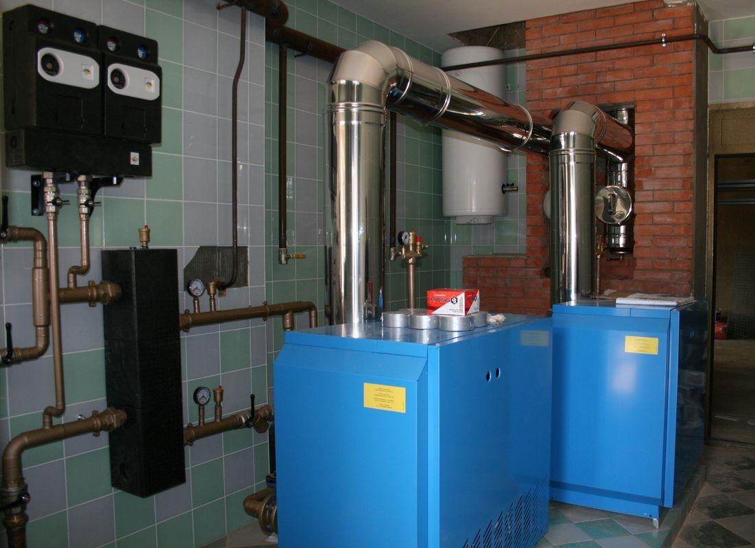 готовые газовые котельные