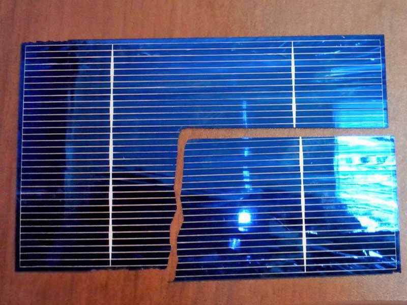 Изготовить солнечные элементы своими руками 34