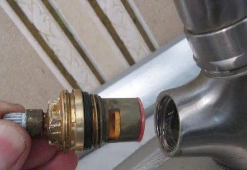 Ремонт керамического вентиля своими руками 6