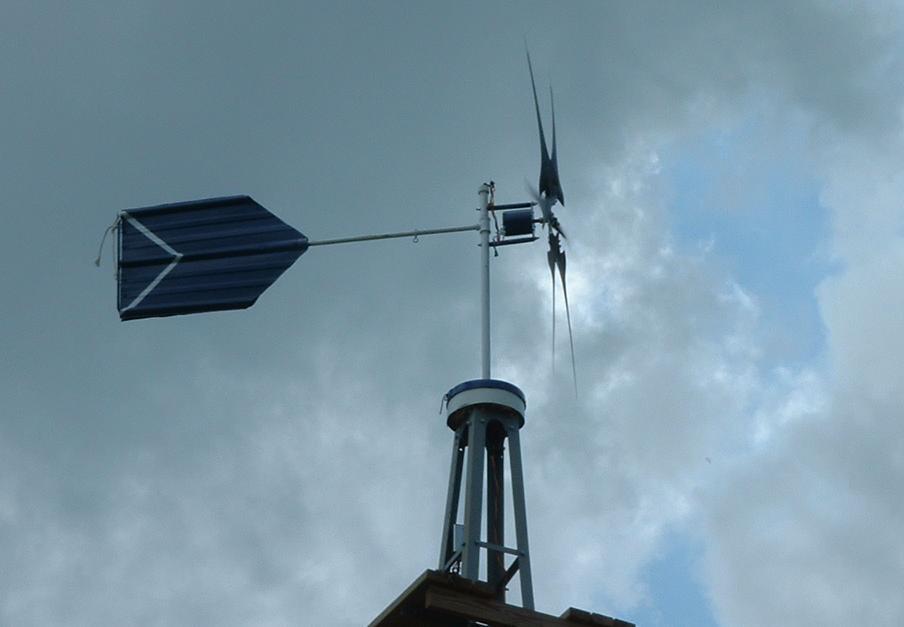 Как сделать свой ветрогенератор 857