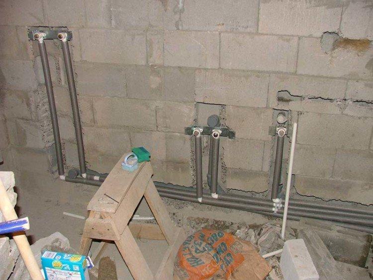 Монтаж труб пвх своими руками для водопровода 27